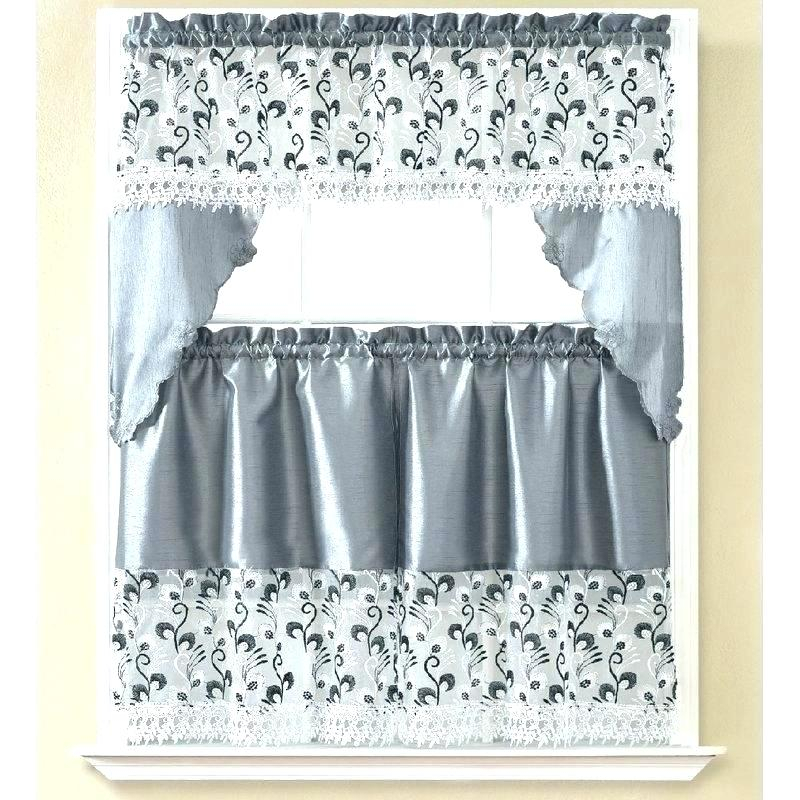 Valance And Tier Curtain Sets – Wendellpurkey (View 49 of 50)