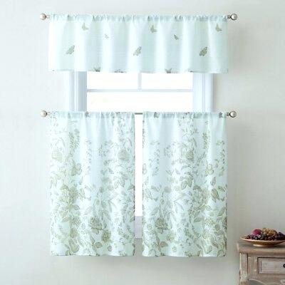 Valance And Tier Curtain Sets – Wendellpurkey (View 44 of 50)