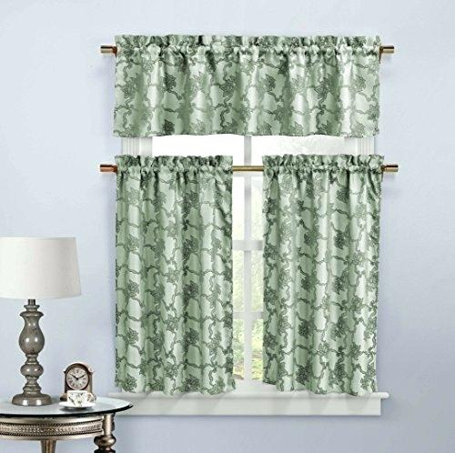 Valance And Tier Curtain Sets – Wendellpurkey (View 50 of 50)