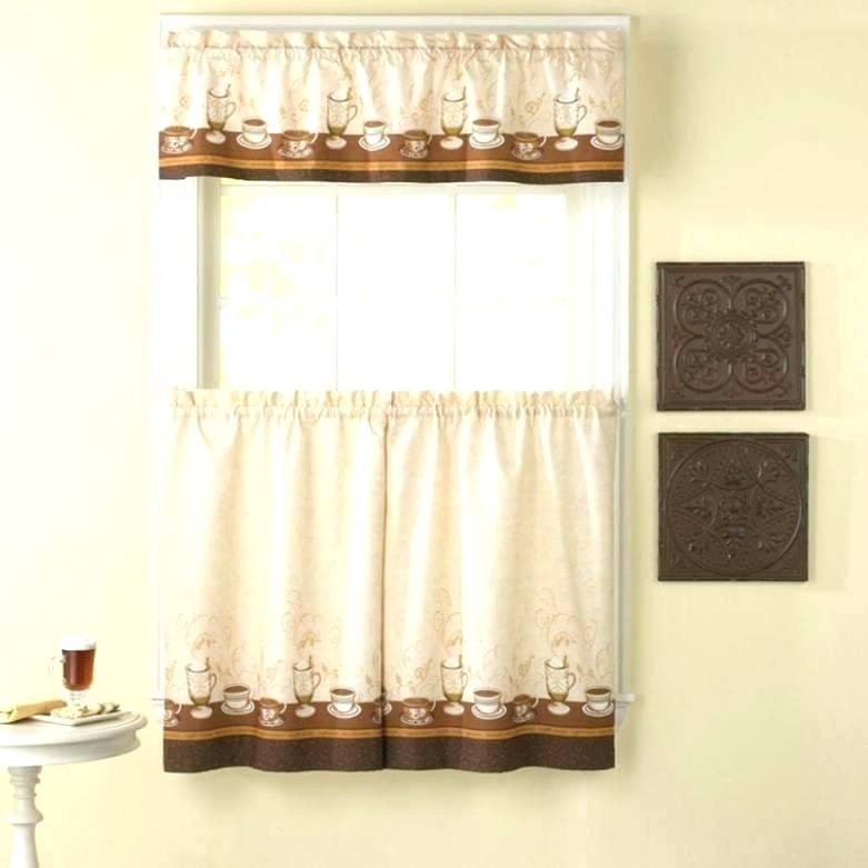 Vertical Ruffle Curtain – Mcnourish In Navy Vertical Ruffled Waterfall Valance And Curtain Tiers (View 6 of 30)