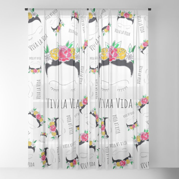 Popular Photo of La Vida Window Curtains