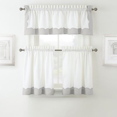 """Waterford Cassia 36"""" Window Tier Pair In Silver 