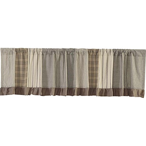 Waverly Felicite Window Valance – Crimson: Kitchen & Dining Intended For Waverly Felicite Curtain Tiers (#36 of 45)
