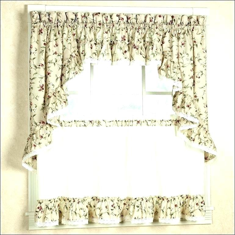 Waverly Kitchen Curtains – Zanmedia (#46 of 50)