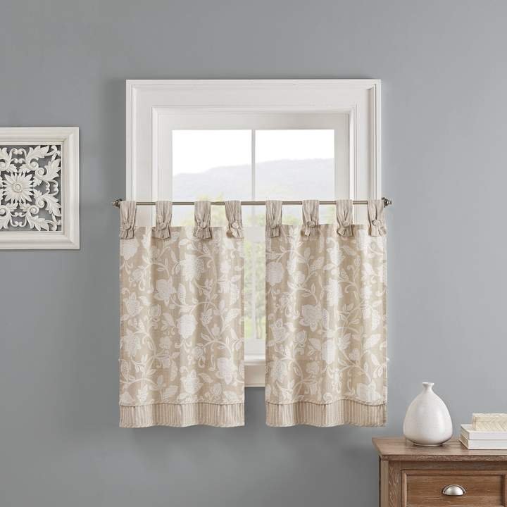 Waverly Panels – Shopstyle Throughout Waverly Felicite Curtain Tiers (#42 of 45)