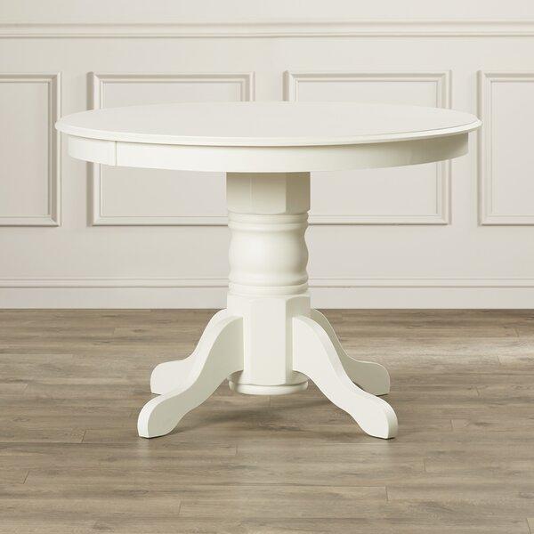 Wayfair Throughout Rae Round Pedestal Dining Tables (#27 of 30)