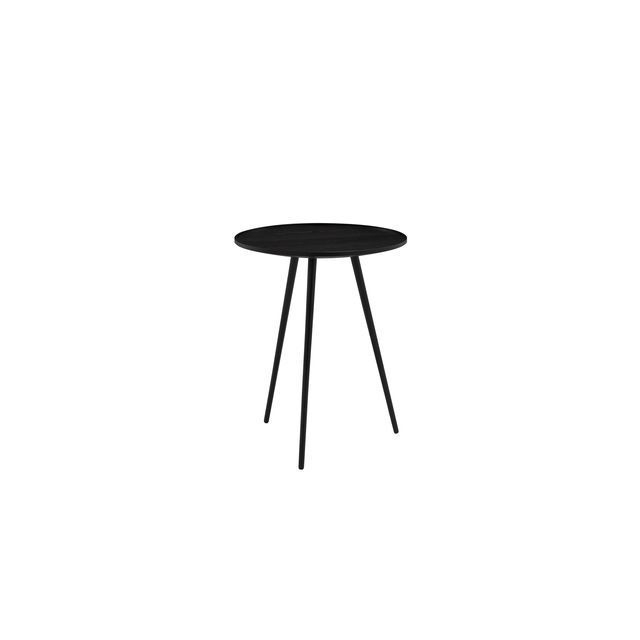 Well Known Contemporary Side Table / Ash / Round – Lindenrené Barba For Linden Round Pedestal Dining Tables (View 27 of 30)