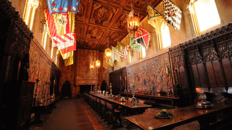 Well Known Hearst Bar Tables Pertaining To Inside Hearst Castle, America's Favorite Palace (Pictures (#15 of 20)
