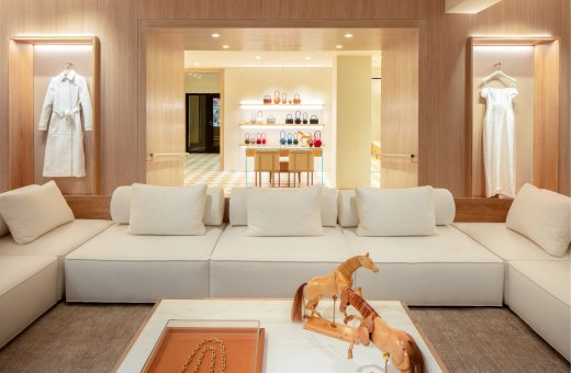Well Known Hearst Bar Tables With Gabriela Hearst Flagship Store (#16 of 20)