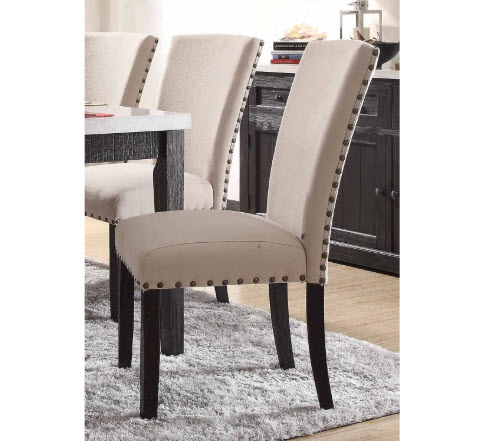 Well Known Nolan Round Pedestal Dining Tables Intended For Nolan Round White Marble Top Dining Table (#26 of 30)