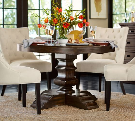 Well Liked 15 Best Pottery Barn Dining Tables On Sale! (View 14 of 20)