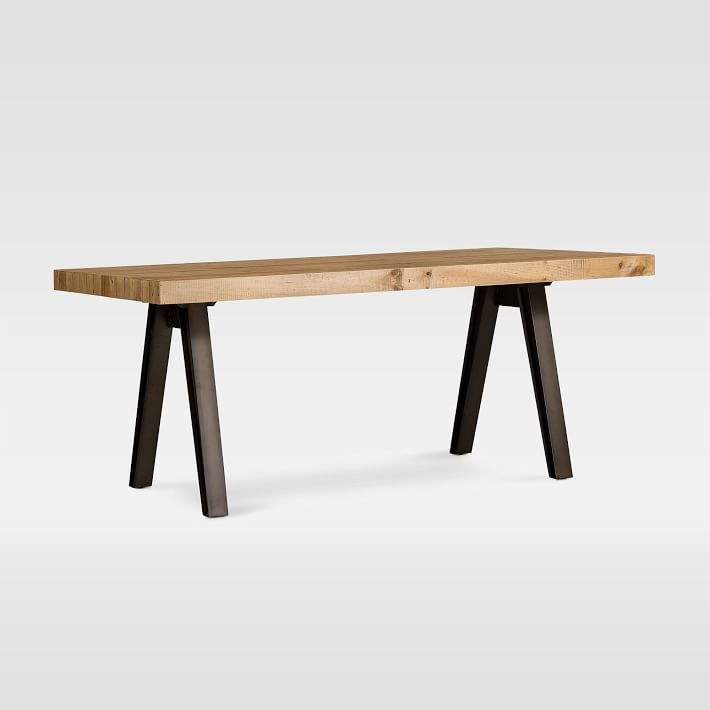 Well Liked Reclaimed Dining Table – Shopstyle Intended For Langton Reclaimed Wood Dining Tables (#30 of 30)