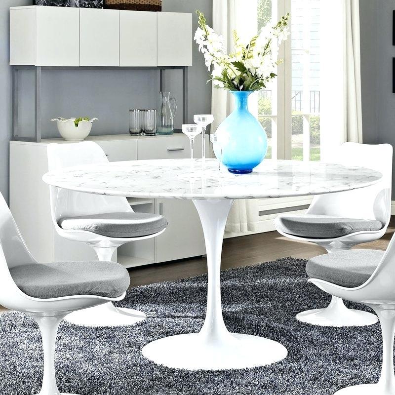 White Dining Table Extending White Dining Table With Duke Regarding 2019 Driftwood White Hart Reclaimed Pedestal Extending Dining Tables (#26 of 30)