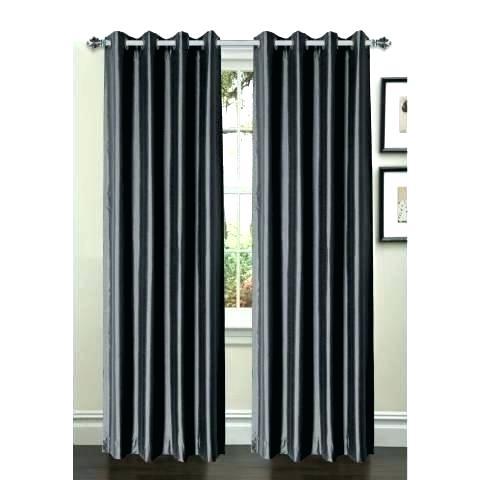 White Room Darkening Curtains In Rowley Birds Valances (View 46 of 50)