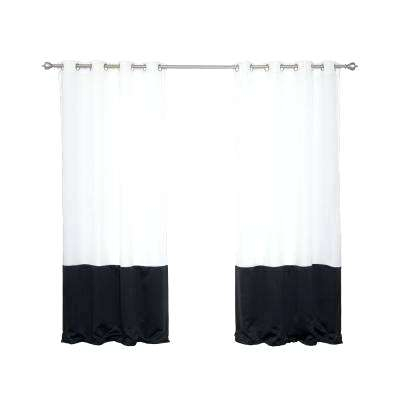 White Room Darkening Curtains Intended For Rowley Birds Valances (#47 of 50)