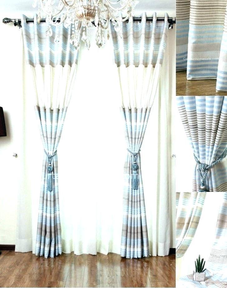 White Room Darkening Curtains Throughout Rowley Birds Valances (View 48 of 50)