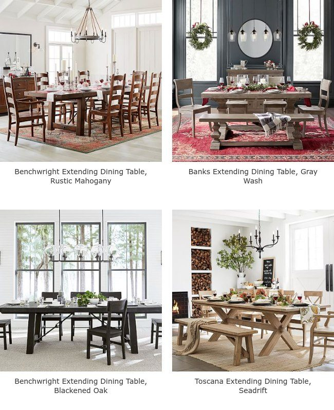 Widely Used Thank You For Stopping By! You're Invited To Take Another Pertaining To Gray Wash Toscana Extending Dining Tables (#20 of 20)