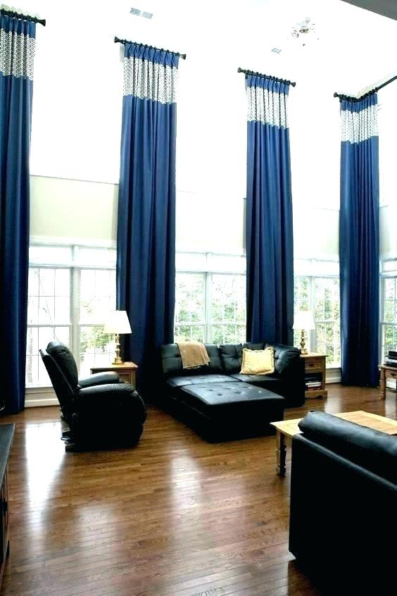 Window Coverings For Large Living Room Decorating Appealing With Regard To Classic Kitchen Curtain Sets (View 47 of 50)