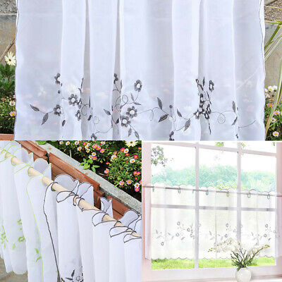 Window Treatments & Hardware Spring Easter Eggs Valance With Regard To Coffee Drinks Embroidered Window Valances And Tiers (View 45 of 45)