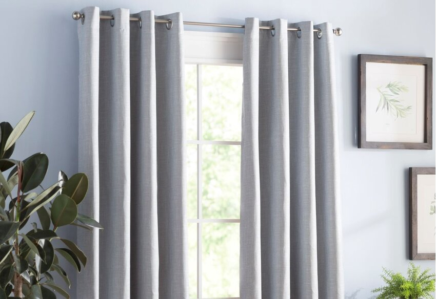 Window Treatments You'll Love In 2019 | Wayfair Inside Classic Kitchen Curtain Sets (View 49 of 50)
