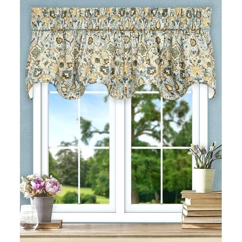 Window Valance Curtains – Hatankala (View 50 of 50)