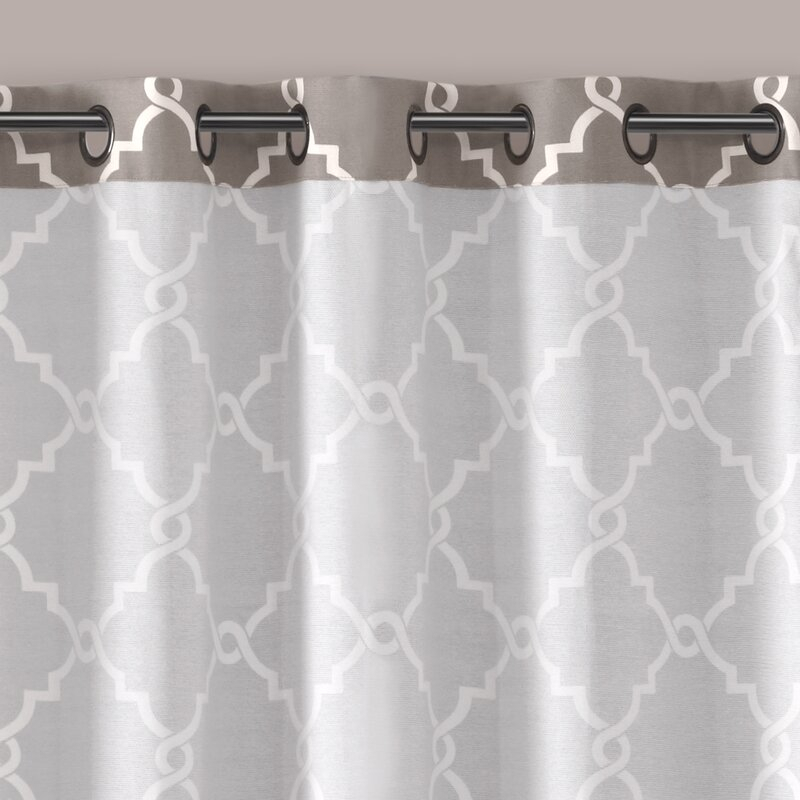 Winnett Light Filtering 50 Curtain Valance Within Luxury Light Filtering Straight Curtain Valances (View 28 of 47)