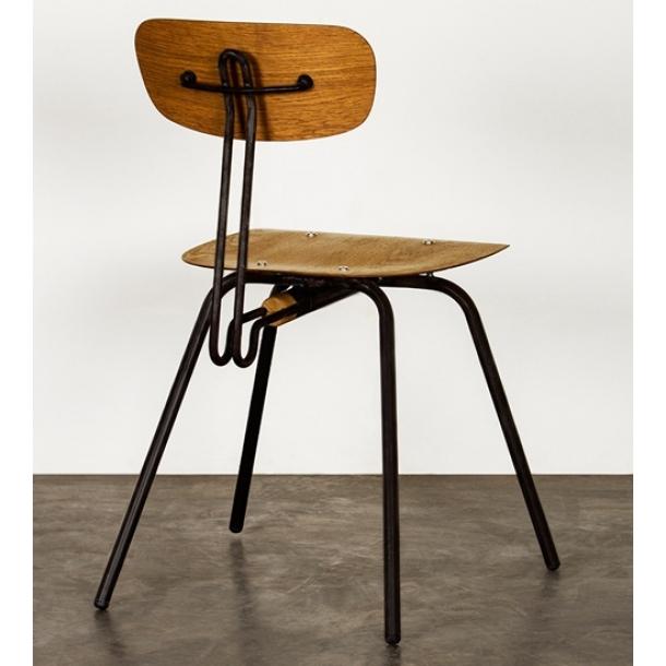2019 Fumed Oak Dining Tables Intended For Espejo Dining Chair In Fumed Oak (#2 of 20)
