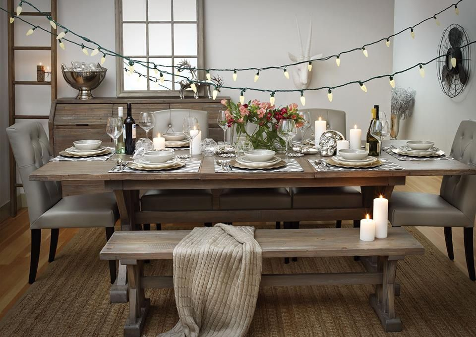 Inspiration about 2019 Rustic Style Dining Table With Extension Is A Must! This On Pertaining To Large Rustic Look Dining Tables (#10 of 20)