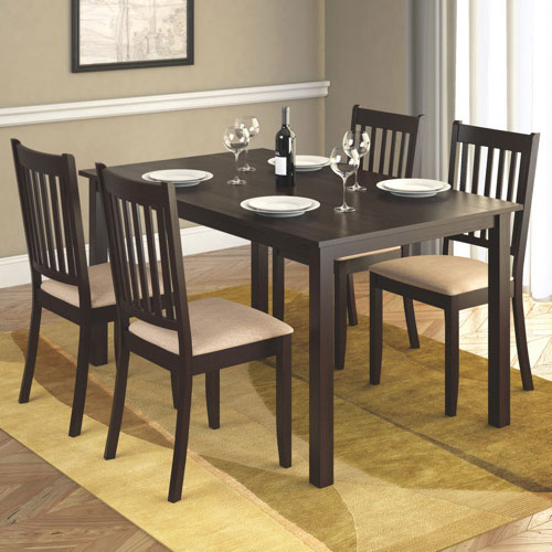 2020 Atwood Transitional Rectangular Dining Table – Rich Cappuccino Intended For Atwood Transitional Rectangular Dining Tables (#3 of 20)