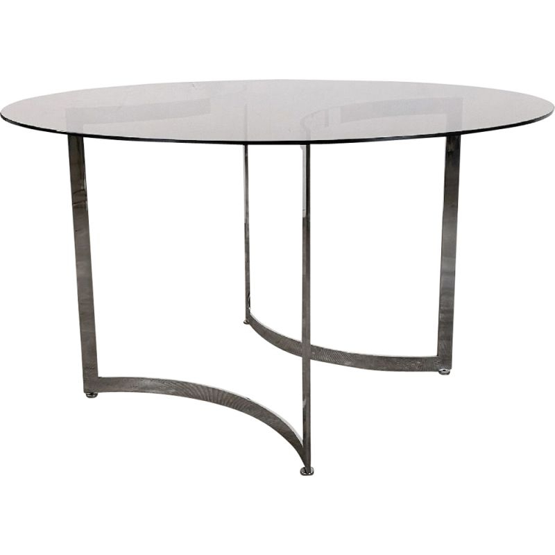 2020 Dom Round Dining Tables With Regard To Round Tablepaul Legeard For Dom (#2 of 20)