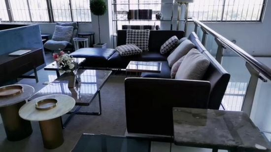 2020 Glass Top Condo Dining Tables With China Modern New Design Luxury Glass Dining Table With (#3 of 20)