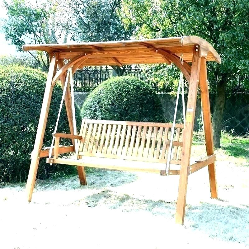 Inspiration about 3 Seat Patio Swing – Utahcorporateresponsibility For 3 Seat Pergola Swings (#11 of 20)