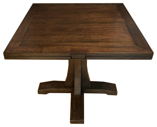 A America Brooklyn Heights Drop Leaf Table Within Most Popular Transitional 4 Seating Drop Leaf Casual Dining Tables (#2 of 20)