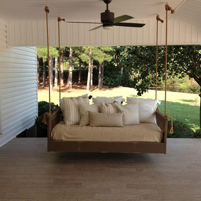 Amazing Hanging Porch Bed Elegant Daybed Swing With 1000 Pertaining To Day Bed Porch Swings (#2 of 20)