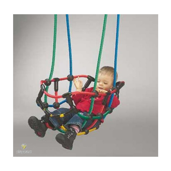 Baby's Cradle With Regard To Swing Seats With Chains (View 12 of 20)