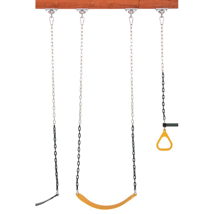 Belt Swing Seat With Chains With Regard To Swing Seats With Chains (View 14 of 20)