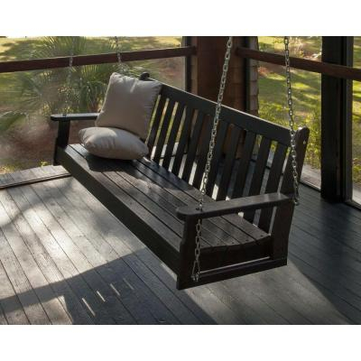 Cambridge Casual Thames White Wood Porch Swing Hd 130228 Wh For Casualthames White Wood Porch Swings (View 10 of 20)