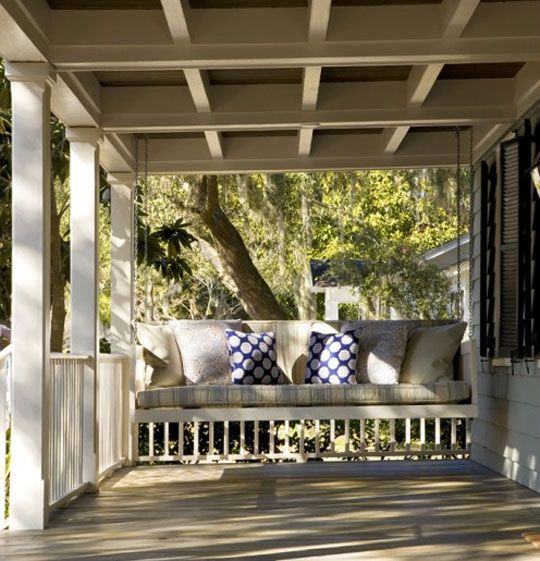 Ceiling – Frederick + Frederick Architects Classic Luxury Pertaining To Classic Porch Swings (View 2 of 20)
