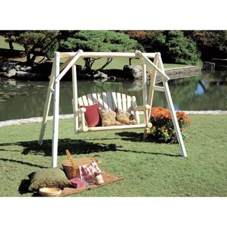 Cheap Cedar Swing Sets, Find Cedar Swing Sets Deals On Line Intended For A4 Ft Cedar Pergola Swings (View 10 of 20)