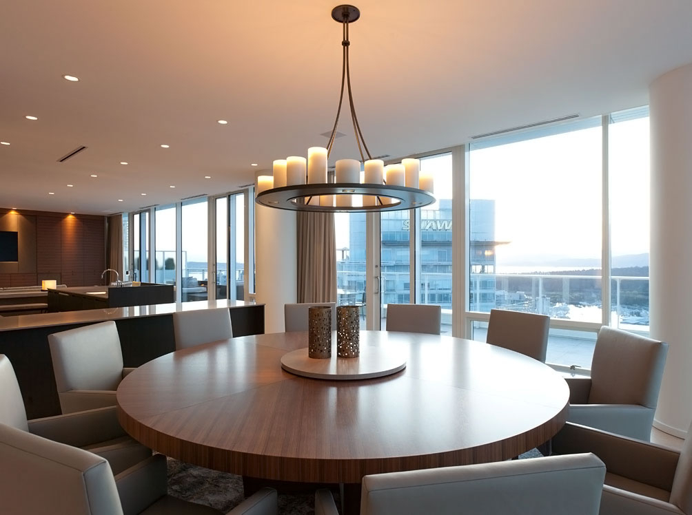 Contemporary Large Round Dining Table Seat 10 Maitland Smith With Preferred Elegance Large Round Dining Tables (#2 of 20)