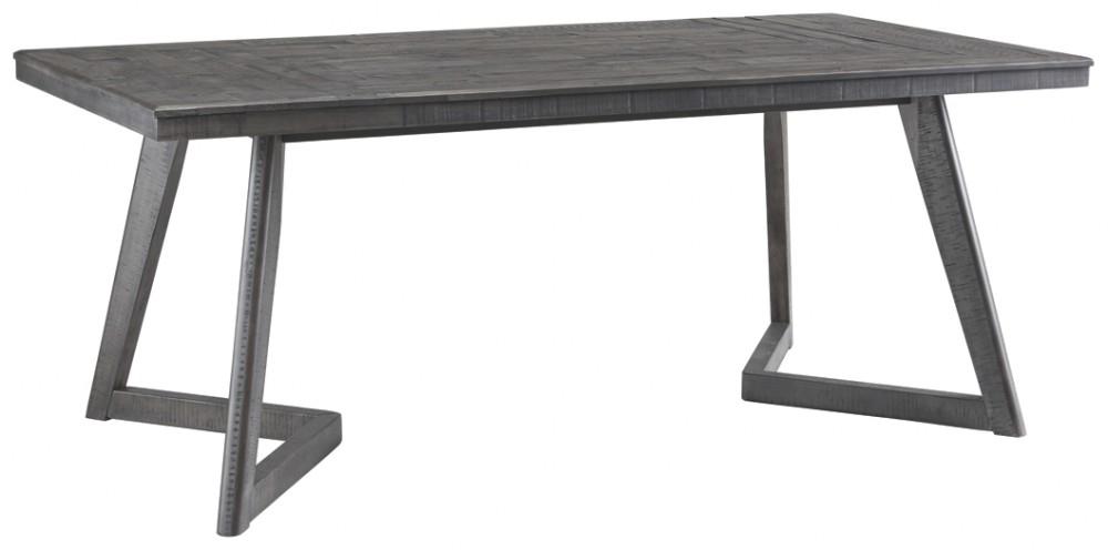 Current Besteneer – Dark Gray – Rectangular Dining Room Table Intended For Rectangular Dining Tables (View 5 of 20)