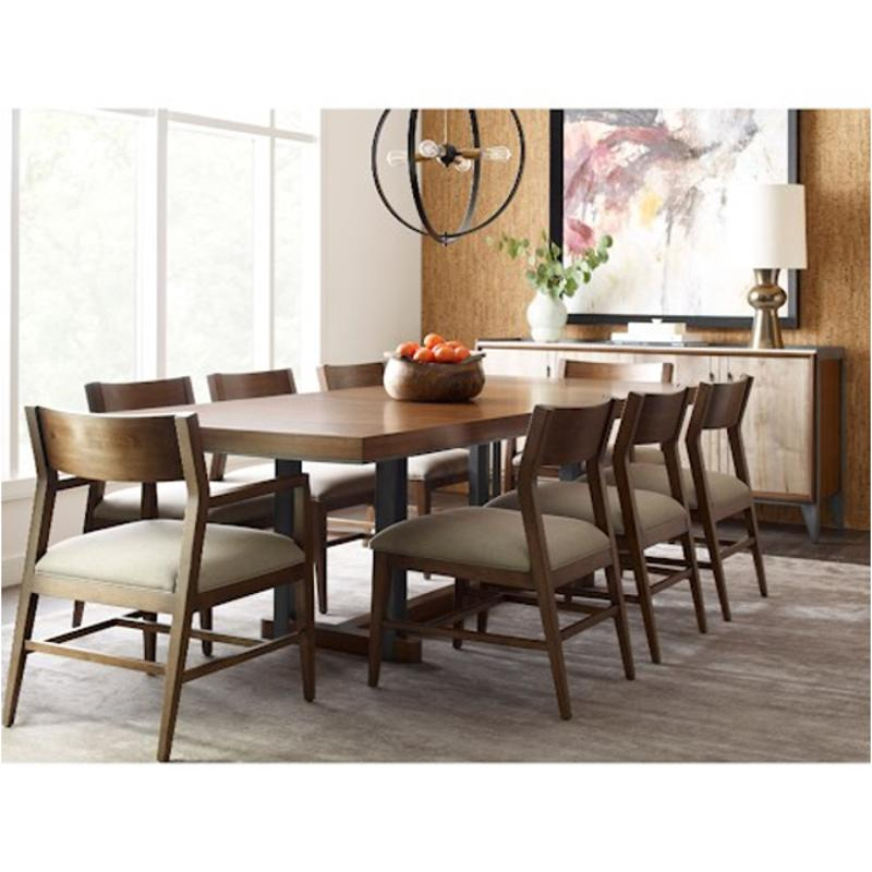 Current Rectangular Dining Tables In 700 760 American Drew Furniture Modern Synergy Rectangular Dining Table (View 7 of 20)
