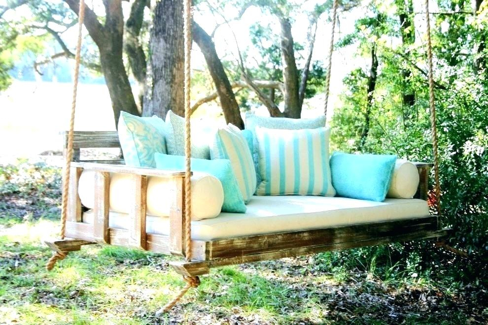 Inspiration about Daybed Porch Swing Cushions – Shakiradecorating.co In Day Bed Porch Swings (#9 of 20)