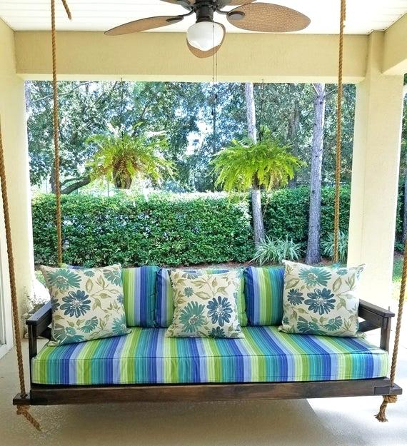 Daybed Porch Swing – Jadethegreat (#8 of 20)