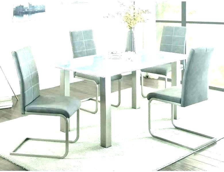 Inspiration about Delightful Cool Glass Top Dining Table Chairs Set Retro Intended For Preferred Retro Round Glasstop Dining Tables (#8 of 20)