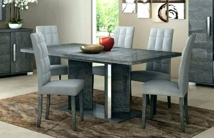 Delightful Grey Dining Room Table Furniture Rooms Love Within Trendy Distressed Grey Finish Wood Classic Design Dining Tables (#4 of 20)