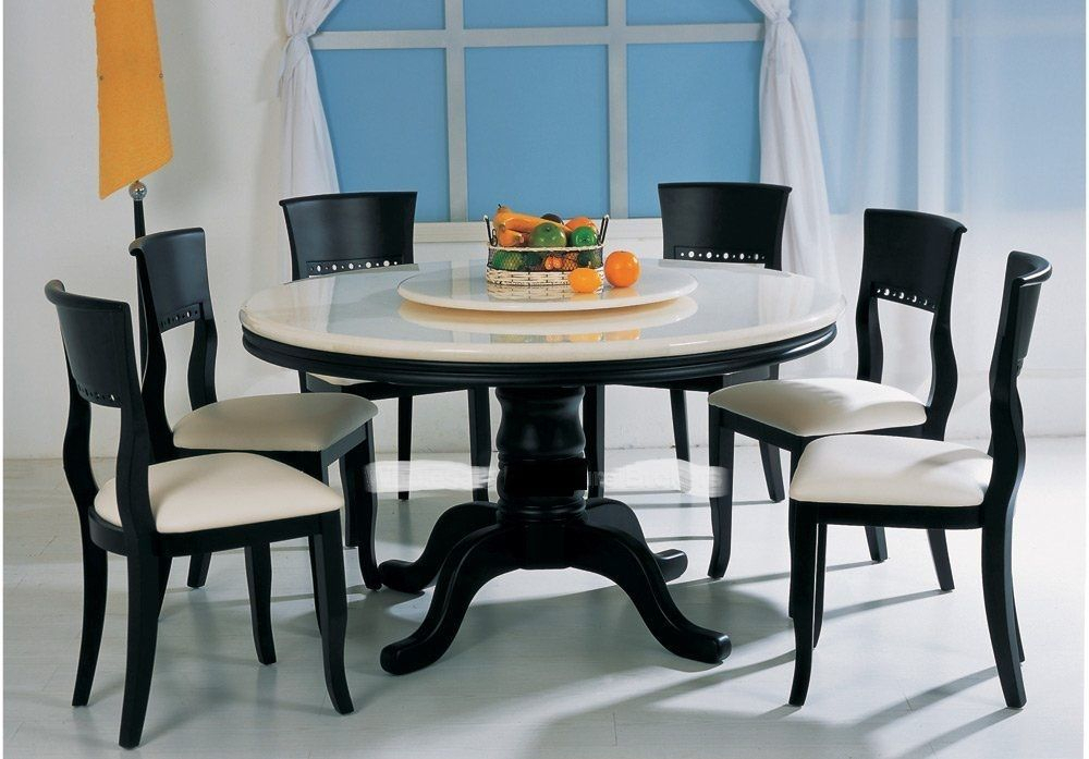Inspiration about Dining Table Inside Coaster Contemporary 6 Seating Rectangular Casual Dining Tables (#3 of 20)