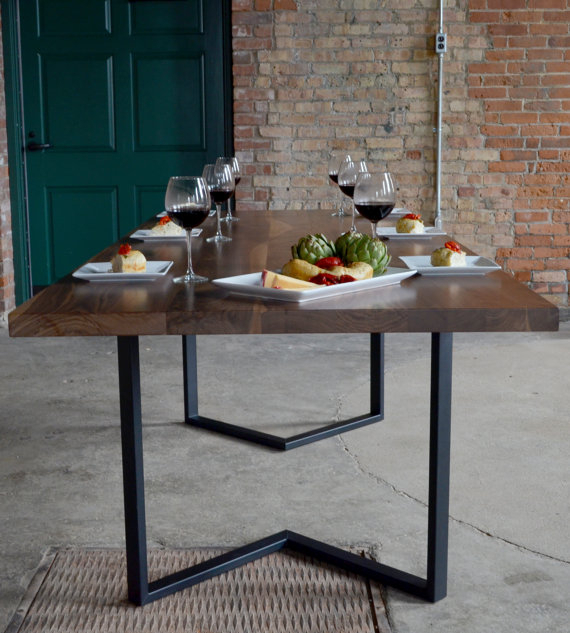 Dining Tables With Black U Legs With Regard To Popular Oval Irvine Dining Table Reserved For Mardellbre – Oval (View 9 of 20)