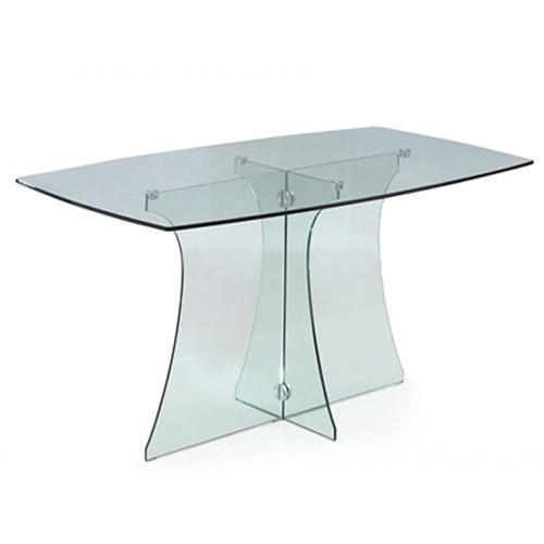 Dom Round Dining Tables With Regard To Most Popular Full Glass Dining Table (#10 of 20)