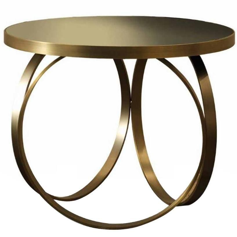 Inspiration about Dom Round Dining Tables Within Most Up To Date Pin On Furniture—Side Table (#10 of 20)